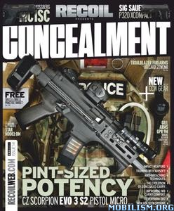 RECOIL Presents: Concealment – Issue 14, 2019