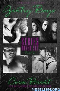 Download ebook Gentry Boys Box Set Part 2 by Cora Brent (.ePUB)