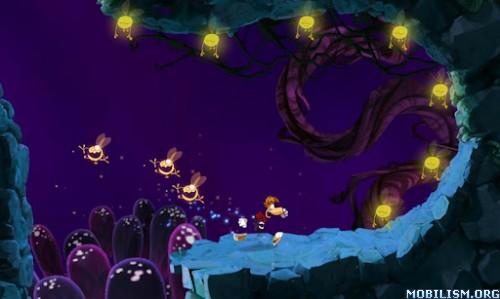 Rayman Jungle Run v2.3.3 (Unlocked) Apk