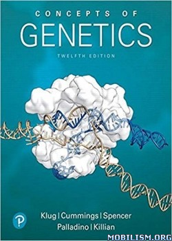 Concepts of Genetics, 12th Edition by William S. Klug +
