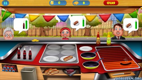 Fabulous Food Truck v1.0.1 (Mod Money) Apk