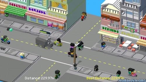 Go Go Fast v0.983 [Mod Money] Apk