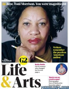 The Guardian G2 Life & Arts – August 07, 2019