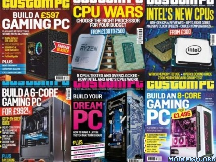 Custom PC UK – Full Year Issue 2019