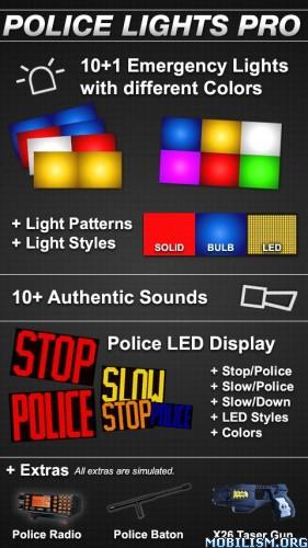 Police Lights Pro v1.1 ?dm=AVWE