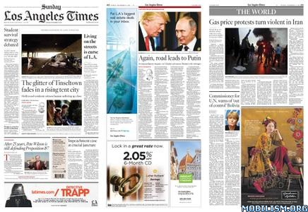 Los Angeles Times – November 17, 2019
