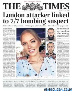 Download ebook The Times - 6 June 2017 (.PDF)
