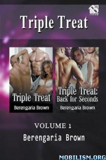 Download ebook Triple Treat by Berengaria Brown (.ePUB)