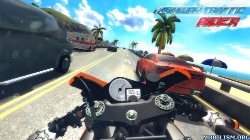 Highway Traffic Rider v1.6.5 (Mod) Apk