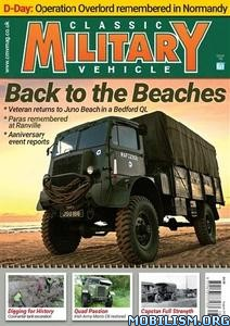 Download ebook Classic Military Vehicle - August 2017 (.PDF)
