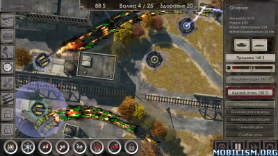 Defense Zone 3 v1.0.33 [Mod Money/Ad-Free/Clean APK] Apk