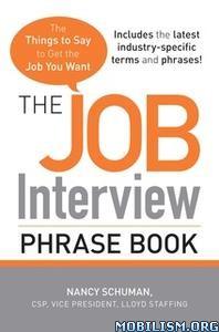 The Job Interview Phrase Book by Nancy Schuman