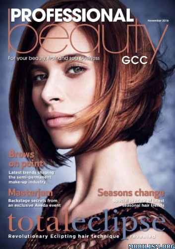 Download ebook Professional Beauty GCC - November 2016 (.PDF)