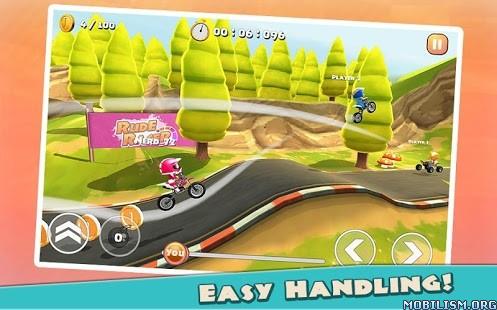 Rude Racer 3D v0.9.6 (Mod Money) Apk