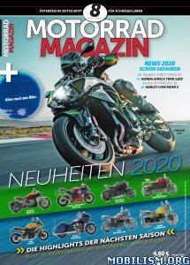 Motorrad Magazin – Winter 2019/2020 [GER]