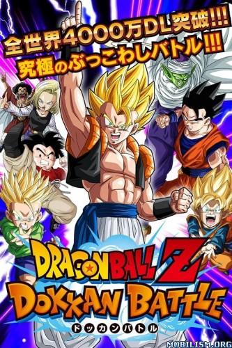 DRAGON BALL Z DOKKAN BATTLE v2.14.0 Japan (Mods) Apk