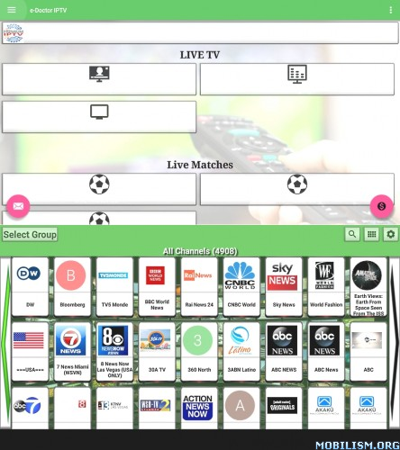 e-Doctor IPTV MOD APK + Plugin 1