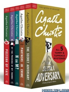 Download ebook Tommy & Tuppence Collection by Agatha Christie (.ePUB)