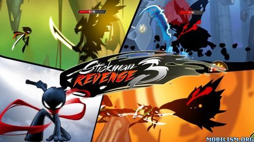 Stickman Revenge 3 v1.0.12 (Mod) Apk