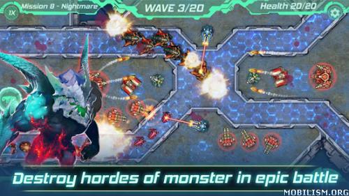 Tower Defense Zone v0.0.6 (Unlocked) Apk