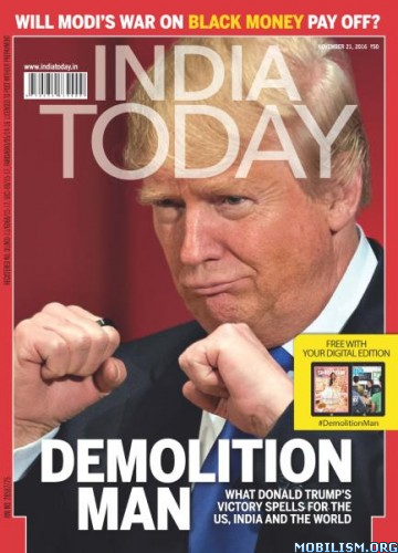 Download ebook India Today - November 21, 2016 (.PDF)