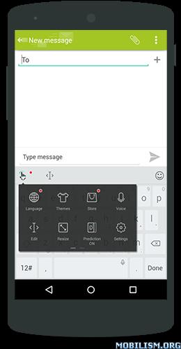 Get Download TouchPal 2015 - TouchPal Emoji Keyboard v5 7 4 1 build