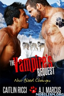 Download The Vampire's Request by A.J. Marcus, Caitlin Ricci (.ePUB)