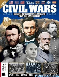 All About History – Civil Wars, 1st Edition 2019
