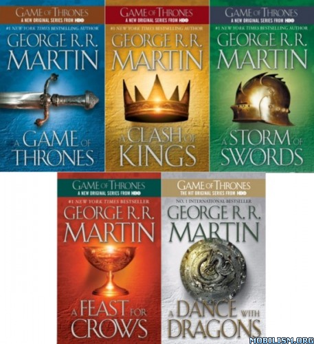 eBook Releases • Game of thrones series five books-(.ePUB)(.MOBI)(.PDF)