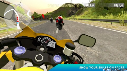 WOR - World Of Riders v1.50 [Mod Money/Unlocked] Apk