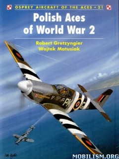 Download ebook Polish Aces of World War 2 by Robert Gretzyngier (.PDF)