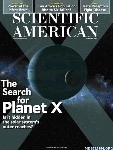 Download ebook Scientific American - February 2016 (.PDF)
