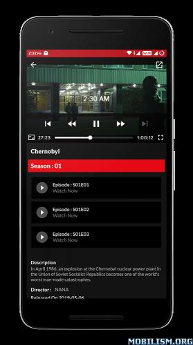 RedFlix TV MOD APK 2