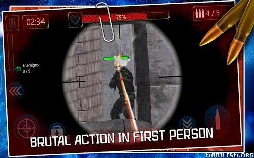 Battlefield Combat: Frontline vBFF.2.5.10 (Mega Mod) Apk