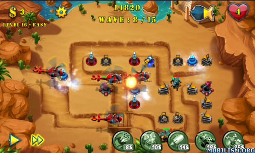 Tower Defense Evolution 2 v2.1.2 Mod Apk Game Android