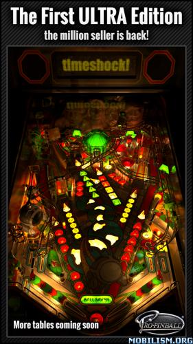 Pro Pinball v1.0.4g [Deluxe Version Unlocked] Apk