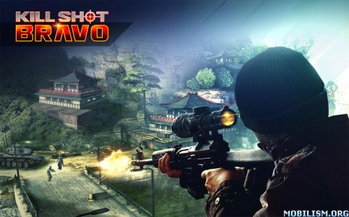 Kill Shot Bravo v1.4 [Unlimited Ammo] Apk