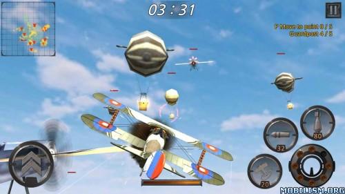 Air Battle: World War v1.0.4 [Mod Money/Bullet]