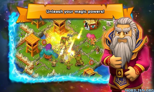 Clash of Islands v1.05 [Mod] Apk