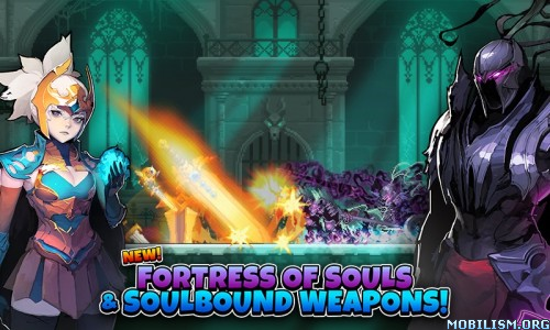 Crusaders Quest v2.8.6.KG [Mods] Apk