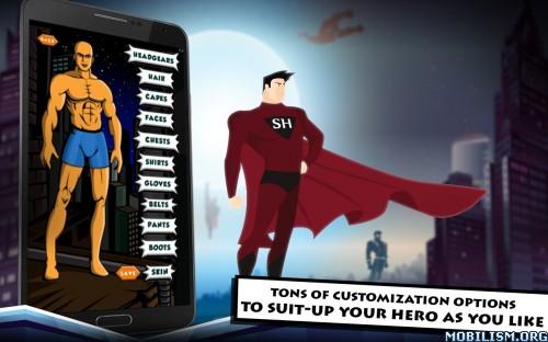 Superhero Maker HD v1.0 [Mod Money/Ultimate Kills] Apk