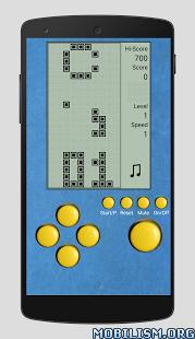 Brick Game 9999 in 1 Pro v1.0.0 Apk