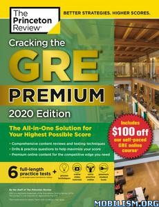 Cracking the GRE Premium Edition … by The Princeton Review