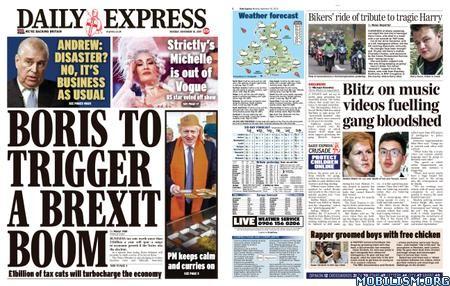 Daily Express – November 18, 2019