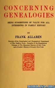 Concerning Genealogies by Frank Allaben