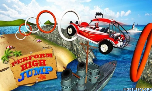 Buggy Stunts 3D: Beach Mania v1.2 [Mod Money/Ad-Free] Apk