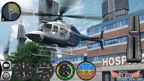 Helicopter Simulator 2016 v2.7.0 [Unlocked] Apk