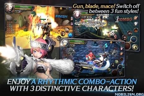 Blade Waltz v1.0.20 (High Attack) Apk