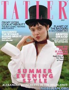 Download Tatler UK - July 2017 (.PDF)
