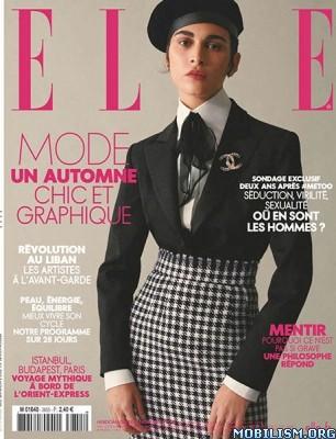 Elle France – 8 Novembre 2019 [FR]